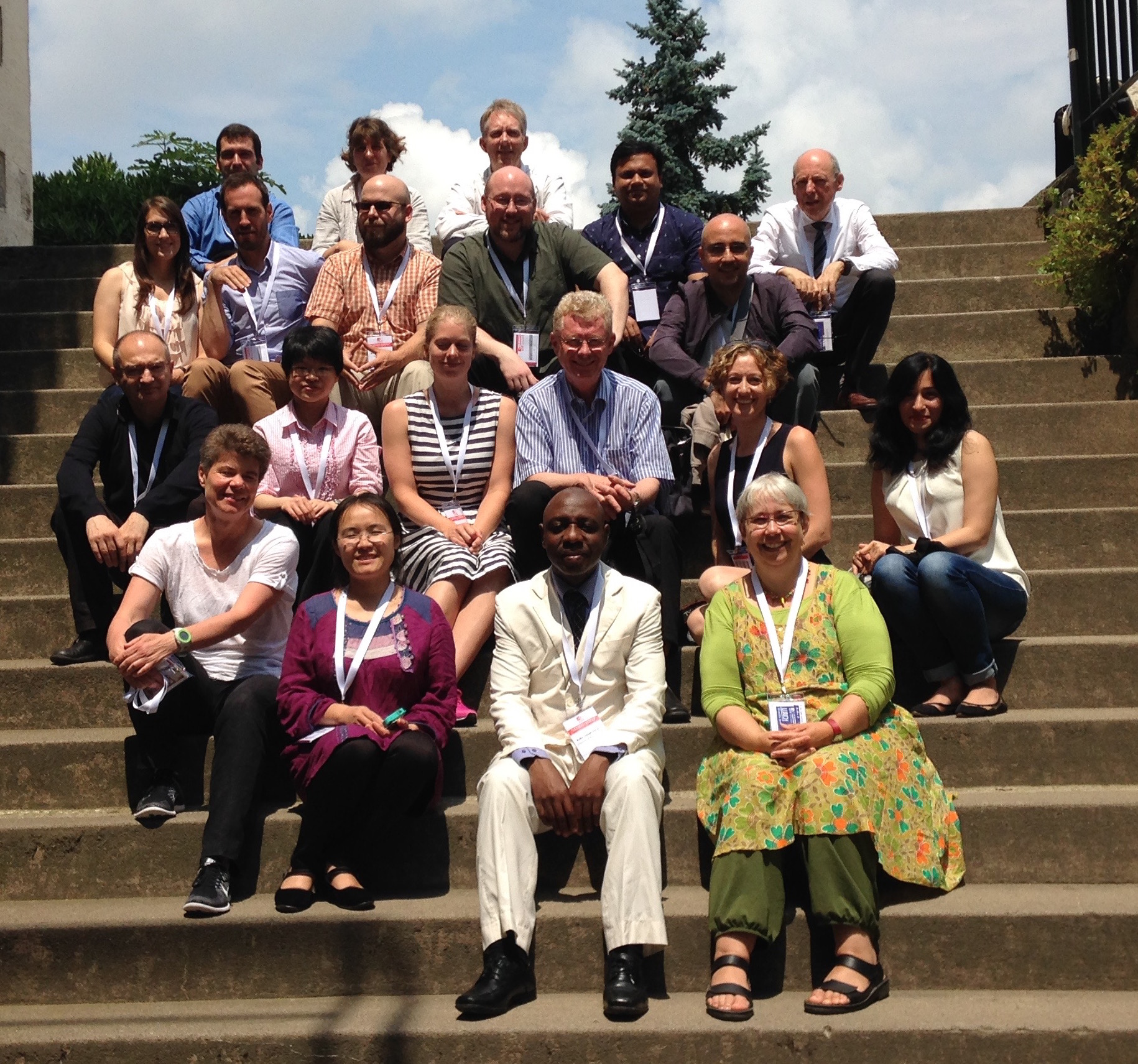 ISSI 2015 Doctoral Forum