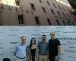 STSM – Data management at a commercial environment. A visit at the Times of Malta. Report by Elli Papadopoulou and Sotirios Sismanis.